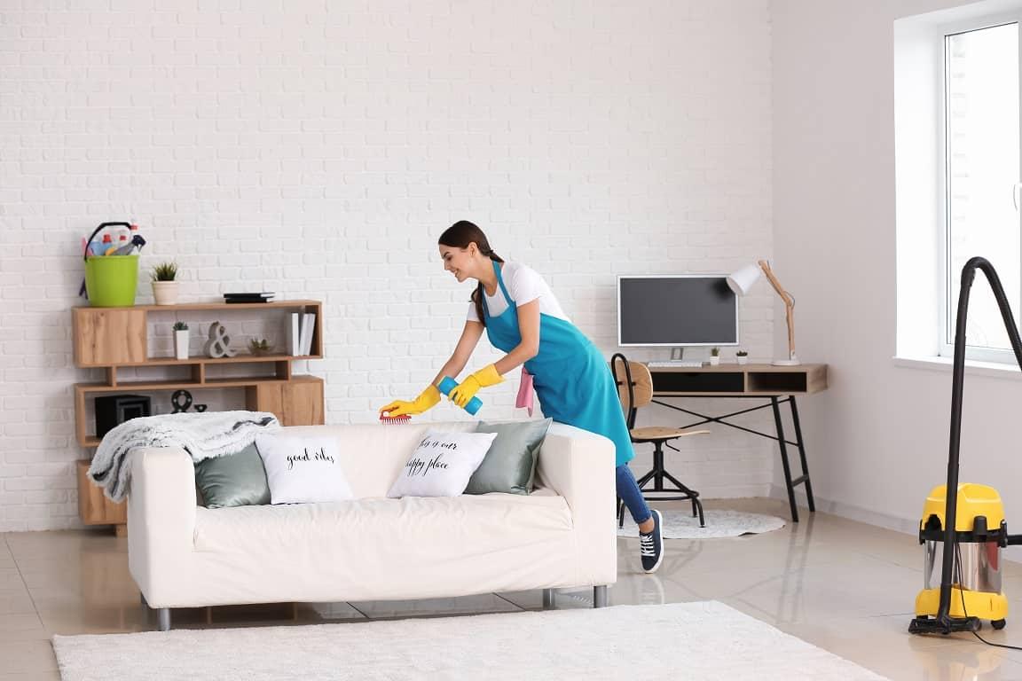 Pranie tapicerki meblowej